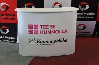 New counter Tee se Kunnolla