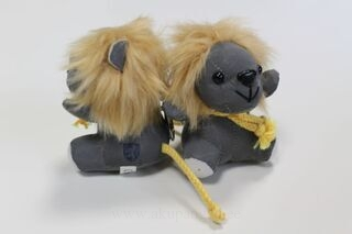 Reflective toy Lion