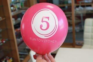 Õhupall logoga - Kuntovitonen