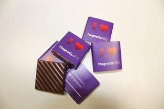 5g chocolate bar MagneticMRO