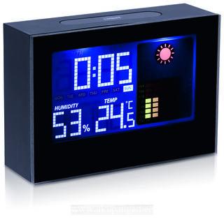Elektrooniline kell/ilmajaam Dharma