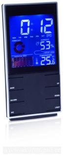 Elektrooniline kell/ilmajaam Orcid
